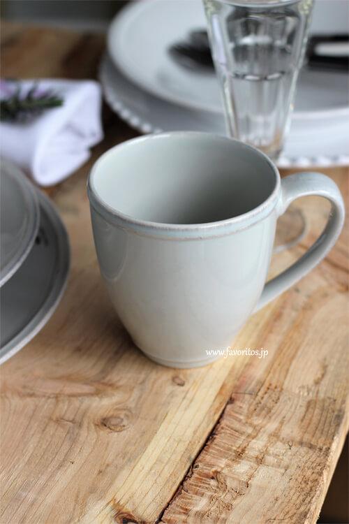 COSTA NOVA(コスタノバ) |FRISO(フリッソ) マグカップ(アッシュグレー)