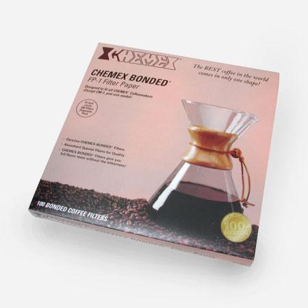 CHEMEX(ケメックス)|コーヒーフィルター 3cup用