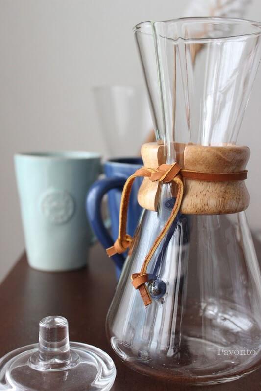 CHEMEX(ケメックス)|コーヒーメーカー ハンドブロウ(ハンドメイド) 3cup