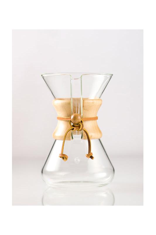CHEMEX(ケメックス)|コーヒーメーカー ハンドブロウ(ハンドメイド) 6cup