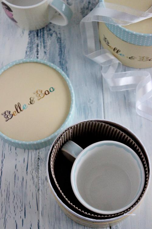 Belle & Boo(ベル&ブー) |ボックス入りマグ(ファーストミート)