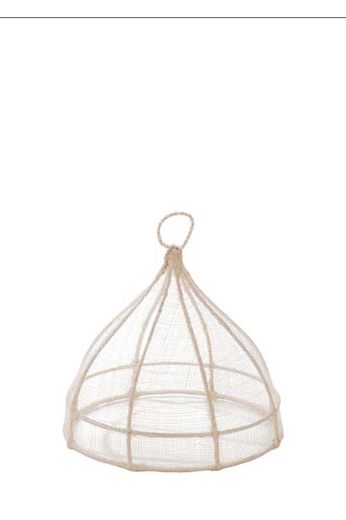 un giardino(フィオリラ ウン ジアルディーノ) |ラウンド フードカバー20cm(ホワイト)