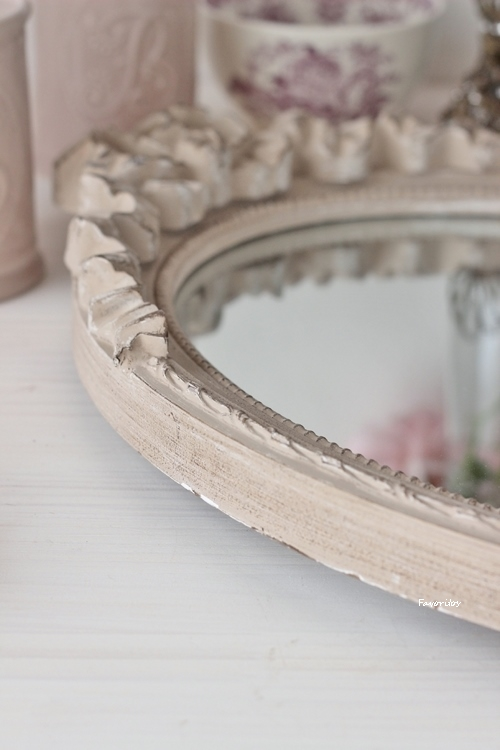 Mathilde M.(マチルドエム)| リボンミラー Oval Louis XVI(縦型)