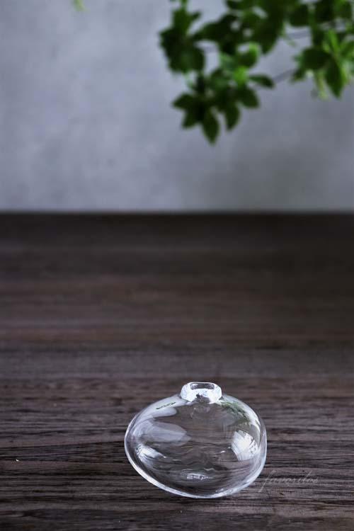 スガハラ|ミニベース 三角形(クリアー/インディゴブルー)