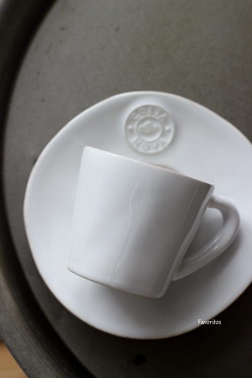 COSTA NOVA(コスタノバ) |NOVA(ノバ) コーヒーカップ&ソーサー エスプレッソ用 0.07L