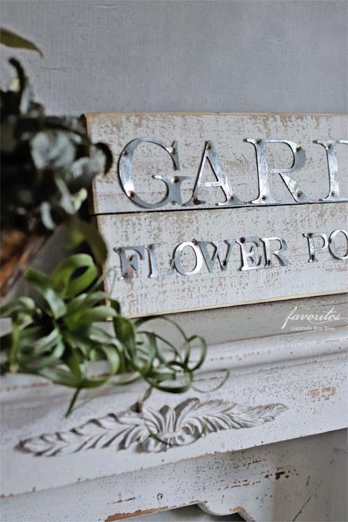 ガーデンサインボード