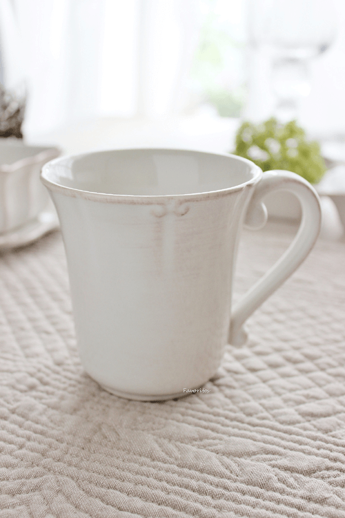 在庫限りで終売です~CASAFINA(カサフィナ) |BARROCO(バロッコ) マグカップ