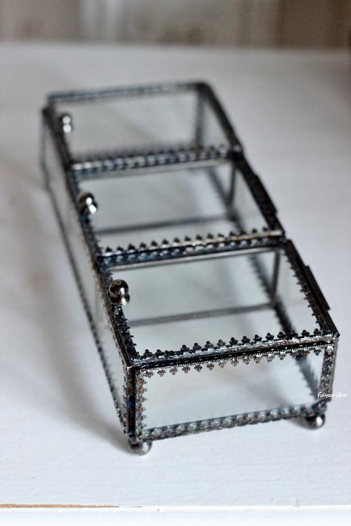 トリプルガラスケース