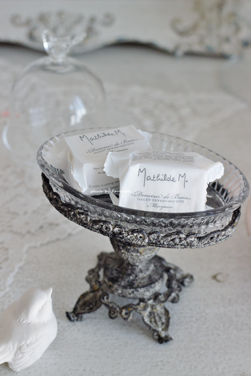 Mathilde M.(マチルドエム)| フレグランスバスキューブ(入浴剤)