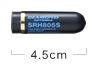 【ダイヤモンドアンテナ SRH805S】144/430/1200MHz帯小型ハンディーアンテナ(レピーター対応型)(DIGITAL対応) 【広帯域受信対応】