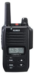 【アルインコ DJ-DP10A】デジタル簡易無線機 RALCWI方式 1W