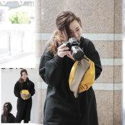 カメララップ レンズを付けたまま一眼レフを収納&持ち運び カメラバッグ cab