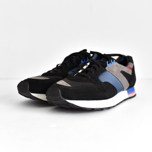 REPRODUCTION OF FOUND - French Trainer - Black