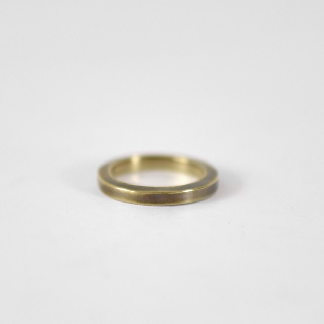efni - Classic Ring - Brass