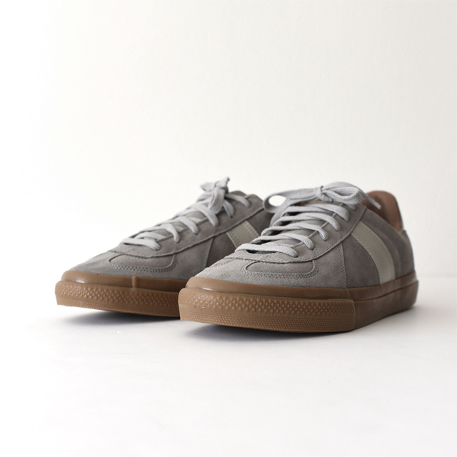 REPRODUCTION OF FOUND - German Trainer SB - Lt.Gray Suede