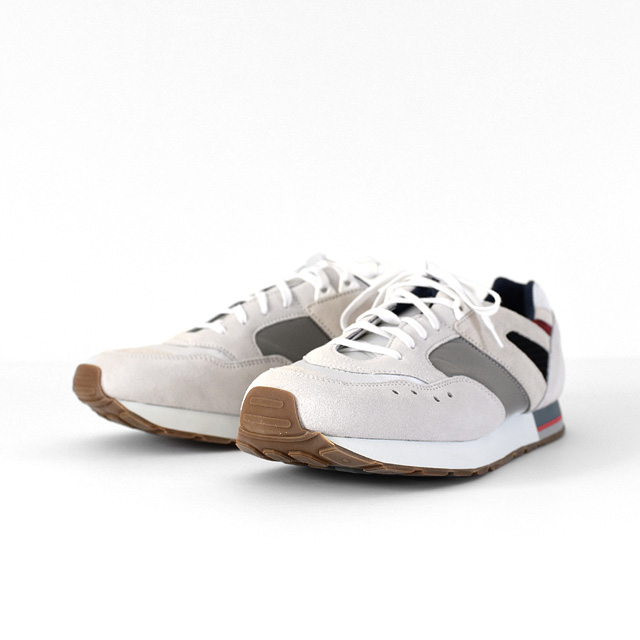 REPRODUCTION OF FOUND - French Trainer - White/Silver