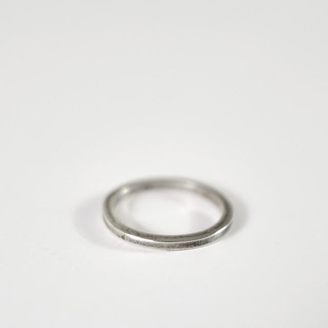 efni - Minimal Ring - Silver