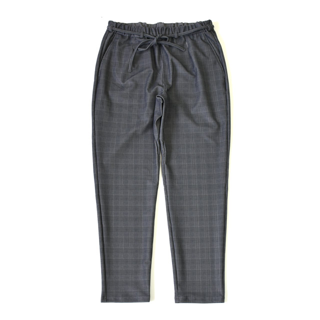 CURLY - Clifton Ez Trousers - Glen Check