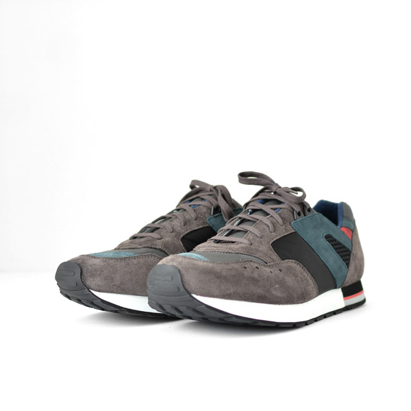 REPRODUCTION OF FOUND - French Trainer - Charcoal