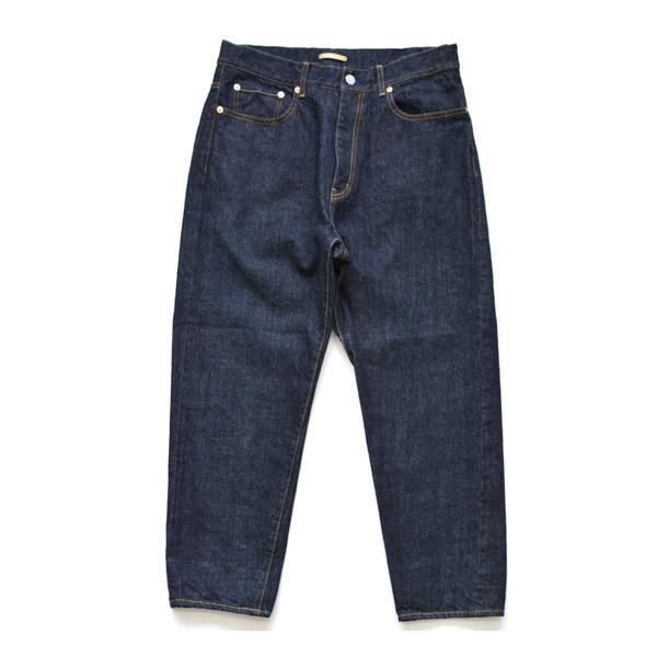LAMOND - Serubitchi Wide Tapered Denim Pants