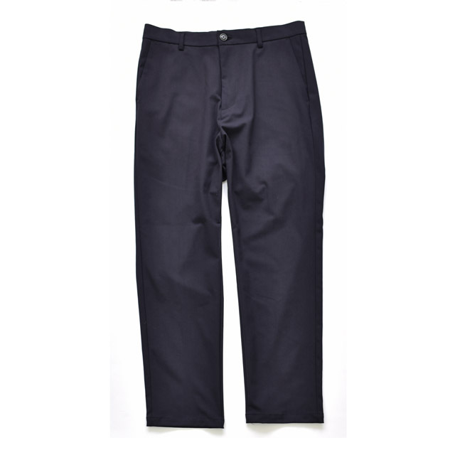 LAMOND - Stretch Action Slacks - Dark Navy