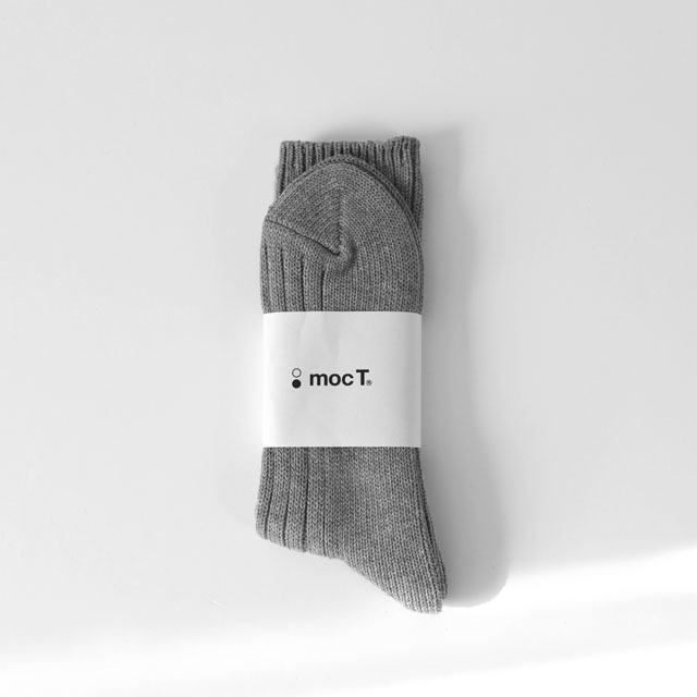 mocT - Socks - Double Sylinder - Gray (GR7)