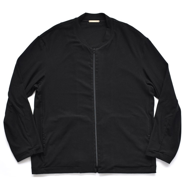 LAMOND - Lounge Suede Blouson - Black
