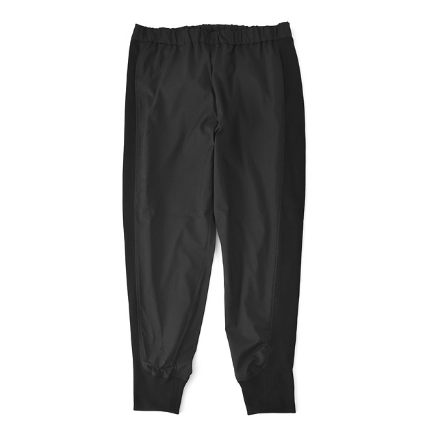 FLISTFIA -  Sporty Trousers - Black