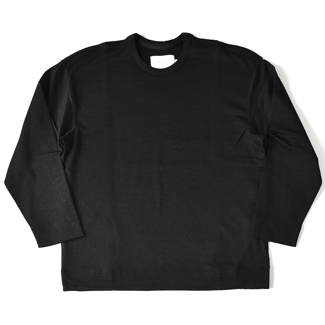 CURLY - Cloudy Crew Sweat - Black