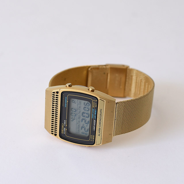 SEIKO - Digital Alarm Chronograph 1979 Deadstock