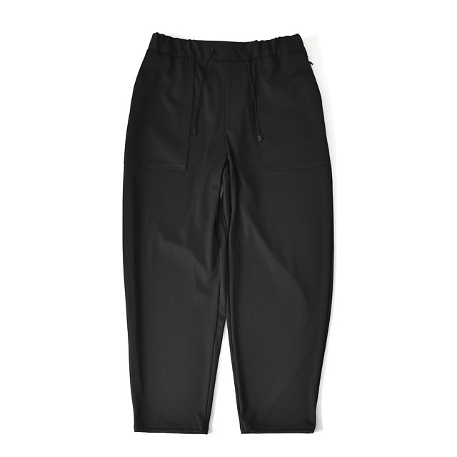 CURLY - Ardwick Ez Trousers - Black