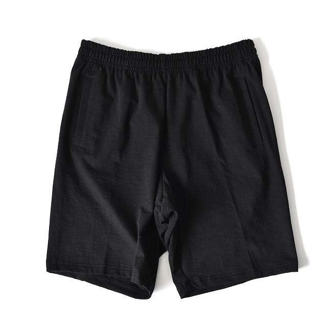 Jackman - Stretch Cotton Shorts - Black