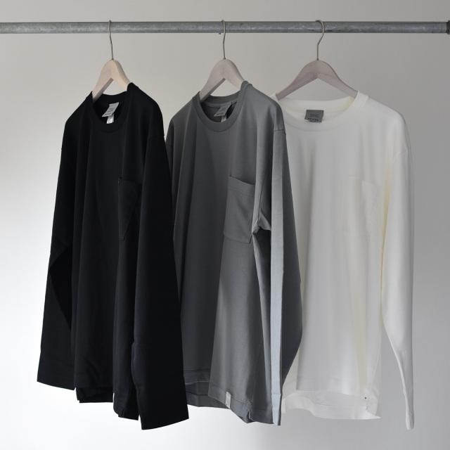 BETTER - American Cotton Pocket L/S T-Shirts