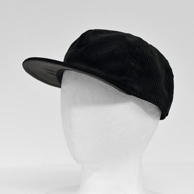efni - Minimal Cap / Corduroy - Black