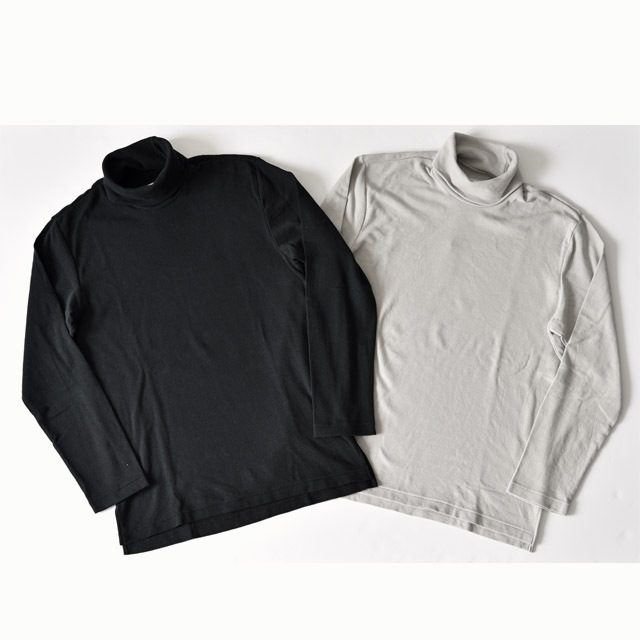 CURLY - Crunch Cashmere L/S TTL Tee