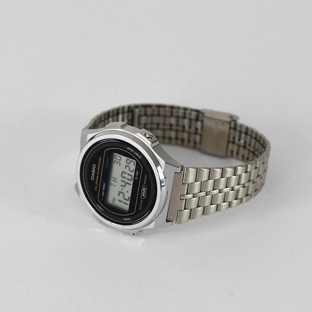 CASIO - Digital Watches - Silver