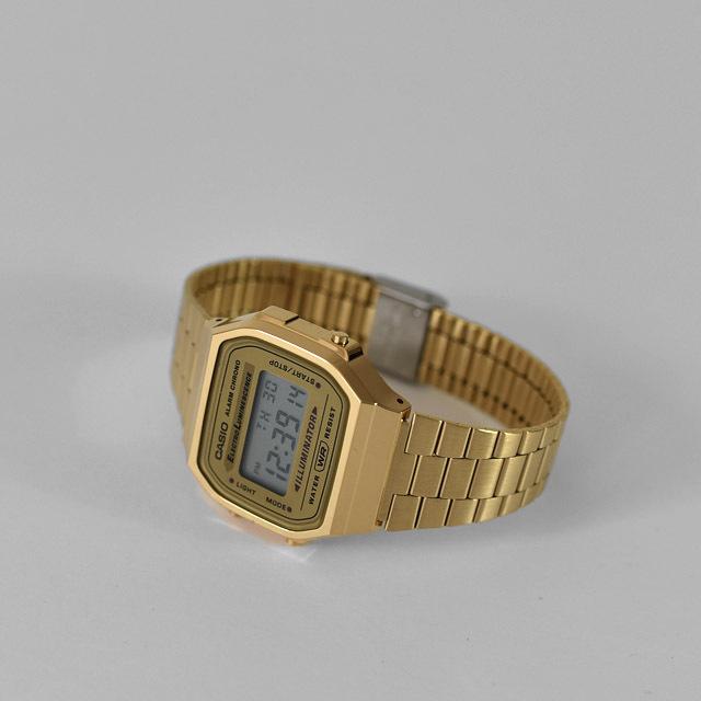 CASIO - Digital Watches - Gold