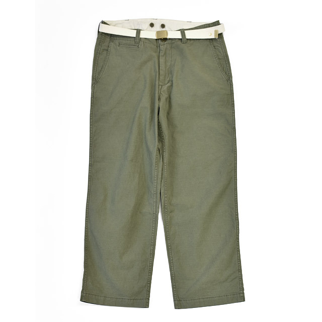 MASTER&Co. - Chino Trousers - Olive