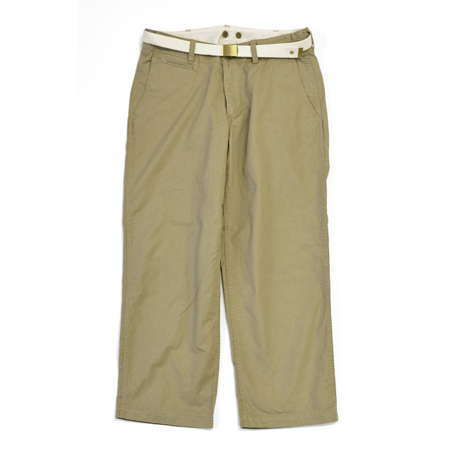 MASTER&Co. - Chino Trousers - Beige