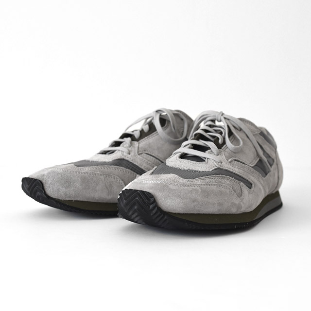 REPRODUCTION OF FOUND - British Military Trainer - Gray/Lt.Gray