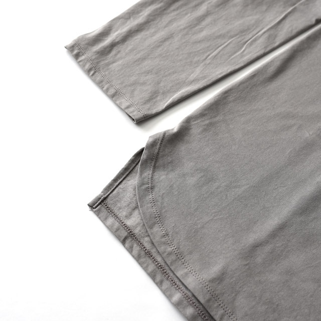 STILL BY HAND - Cotton Linen Ankle Pants - Khaki