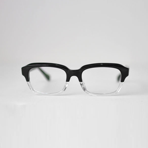 Buddy Optical - YALE - Black Half