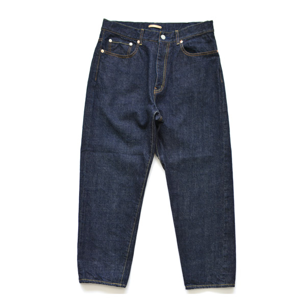LAMOND - Serubitchi Wide Tapered Denim Pants