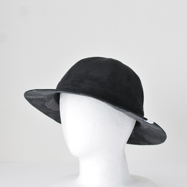 CURLY - CLIFTON METRO CAP - Black