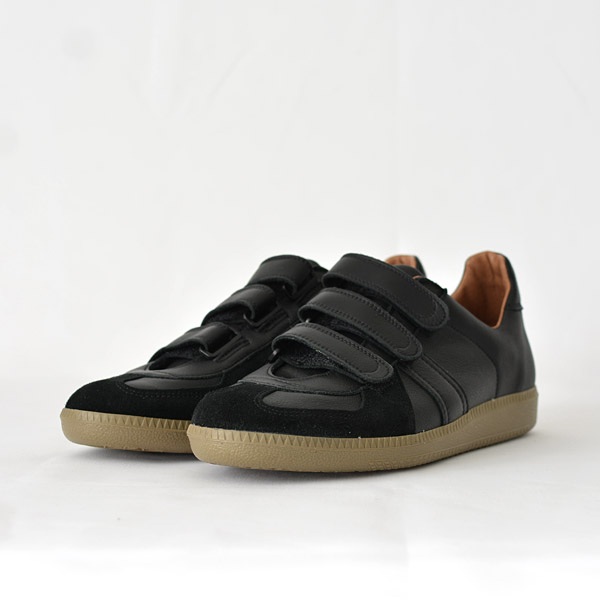 REPRODUCTION OF FOUND - German Trainer Velcro - Black