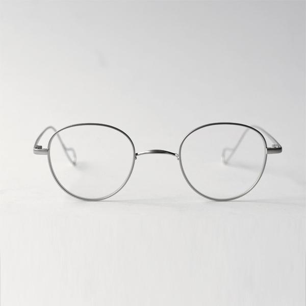 Buddy Optical - eis - mat silver