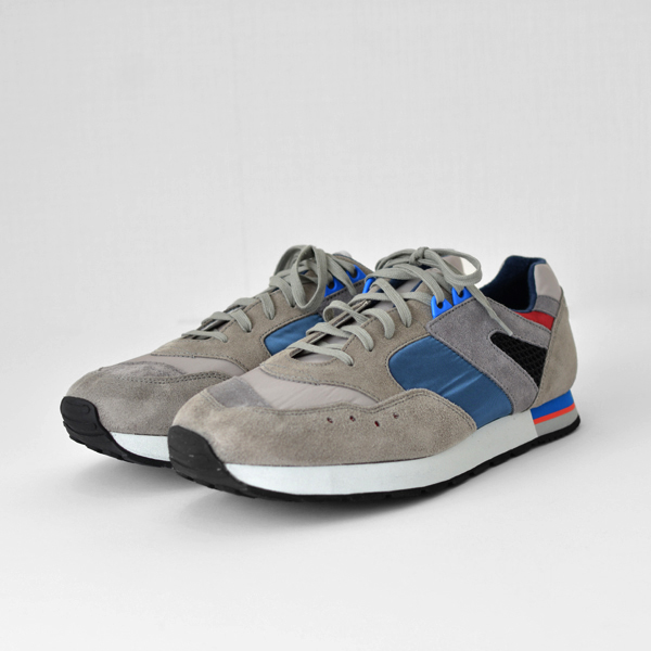 REPRODUCTION OF FOUND - French Trainer - Gray
