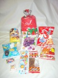 クリスマスお菓子袋詰め
