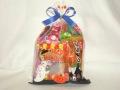 ハロウィンお菓子袋詰め