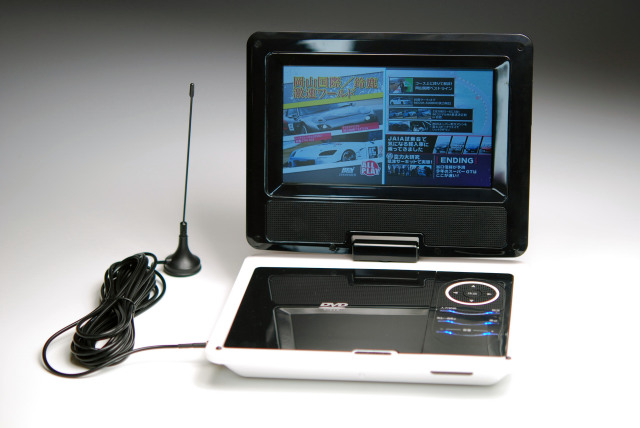 DVD-P710WP正面